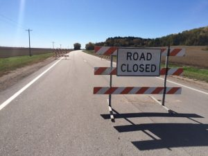 A lethal gas leak shut down a highway in rural Nebraska