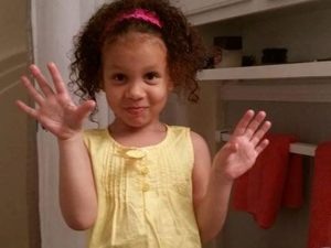 Kiyana McNeal, 4, was killed by her family's new dog