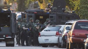 The gunman died in a standoff with police