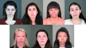 7 U. of Albany students were arrested