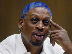 NBA Hall of Famer Dennis Rodman's wild life may land him in jail