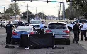 Former NY Jet Joe McKnight was shot three times in a road rage incident