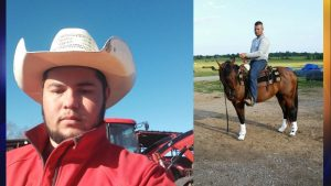 Fabian Perez died after a fight between two rival groups broke out at the rodeo