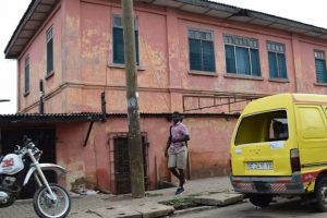 This building operated as phony U.S. embassy in Ghana for 10 years